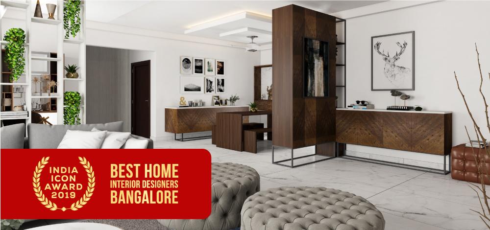 Best Home Interiors In Bangalore Modular Kitchen Design Houzlook