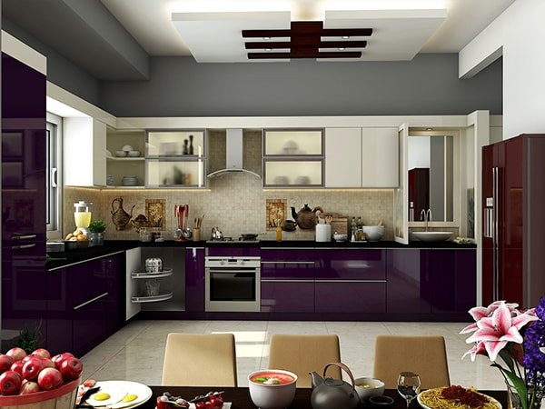 Best Home Interiors In Bangalore Modular Kitchen Design