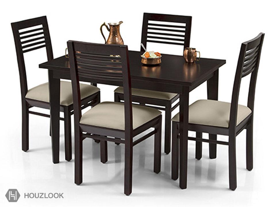 Bentwood 4 Seater Dining Set Houzlook