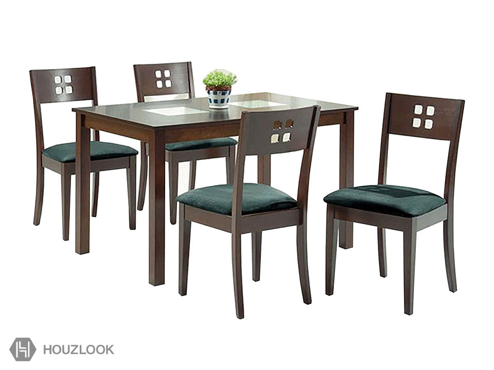 BentWood 4 Seater Dining Set
