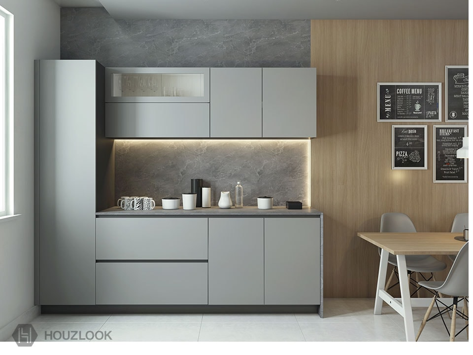 6 X7 Premier Parallel Shape Kitchen Houzlook