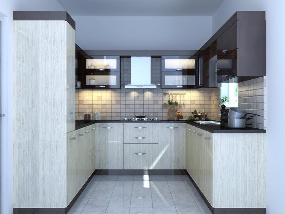 8u0027X7u0027X8u0027 Dreamland U Shape Kitchen